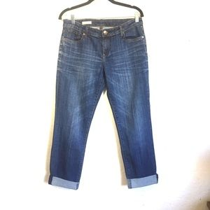 Kut from the Kloth Catherine Boyfriend Jeans 8